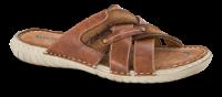 Odiin herre sandal brun komb. 4611100632