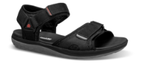 Clarks herresandal sort Step Beat Sun