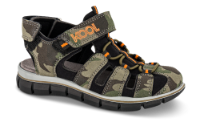KOOL sandal grøn komb. 4811102821