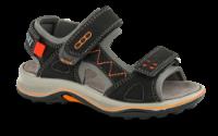 KOOL sandal sort kombi 4811103011