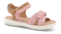 Superfit Børnesandal Rosa 1-009008