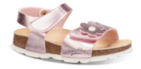 SuperFit barnesandal rosa 400118