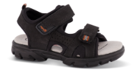 Superfit barnesandal sort 606182