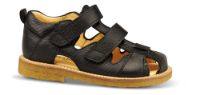 Angulus børnesandal sort 0505-104