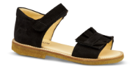 Angulus børnesandal sort 0542-101