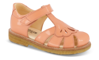Angulus børnesandal orange 0556-101