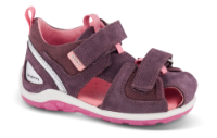 ECCO børnesandal bordeaux 754841 BIOM MINI