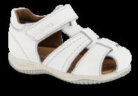 Skofus sandal hvit 4831100190