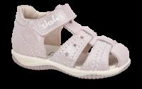 Skofus babysandal rosa