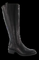 B&CO Lange damestøvletter Sort 5210500110