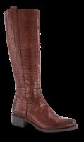 B&CO Lange damestøvletter Brun 5210500131