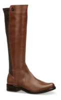 Caprice damestøvle brun 9-9-25509-23