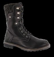 B&CO sort kraftig støvle 5221500510