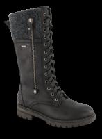 B&CO sort støvle 5221501310