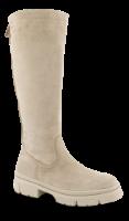 Tamaris Kraftig damestøvle Beige 1-1-25622-27