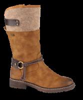 Rieker damestøvle brun 94774-22