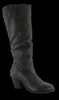 B&CO Lange damestøvletter Sort 5230500310