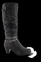 B&CO damestøvle sort 5230500910