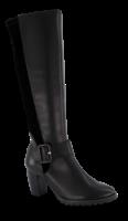 Caprice damestøvle sort 9-9-25607-25
