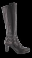 Tamaris lang damestøvle sort 1-1-25568-25