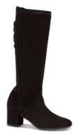 Marco Tozzi damestøvle sort 2-2-25510-23