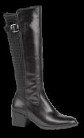 Tamaris damestøvle sort 1-1-25538-23
