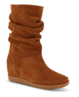 Shoe The Bear damestøvle brun Emmy slouchy