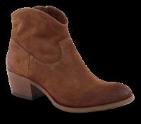 B&CO kort damestøvle brun 5250100130