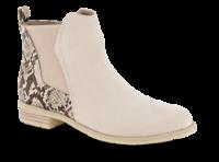 Marco Tozzi kort damestøvle sand 2-2-25305-34