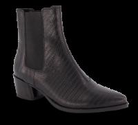 Vagabond kort damestøvle sort 4913-108
