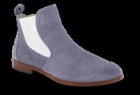 Marco Tozzi kort damestøvle blå 2-2-25301-34