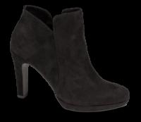 Tamaris kort damestøvle sort 1-1-25316-23
