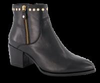 B&CO kort damestøvlett sort 5250500811