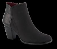 B&CO kort damestøvle sort 5250501410