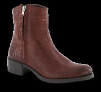 B&CO kort damestøvlett brun 5250502331