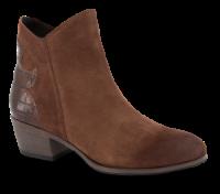 Marco Tozzi kort damestøvle brun 2-2-25057-25