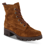 Gabor kort damestøvle brun 5171114