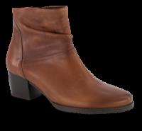 Gabor kort damestøvle brun 5283352