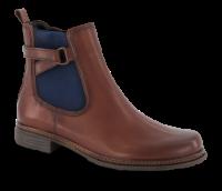 Gabor kort damestøvle brun  5467036