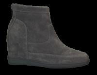 Duffy kort damestøvlett grå 71-45301