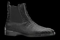 Nome kort damestøvle sort 173-6218601