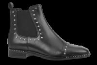 Nome kort damestøvle sort 173-6218602