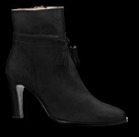 Nome kort damestøvlett sort 183-2742412
