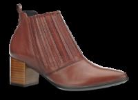 ECCO kort damestøvle bordeaux 262653 SHAPE 45