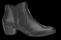 Tamaris kort damestøvlett sort 1-1-25353-21