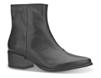 Vagabond kort damestøvlett sort 4413-001