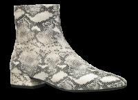 Vagabond kort damestøvlett sand/sort 4608-108