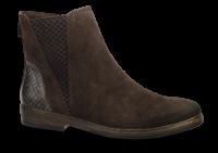 Marco Tozzi kort damestøvlett brun 2-2-25439-21