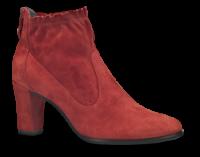 Tamaris kort damestøvle rød 1-1-25349-21 515