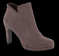 Tamaris kort damestøvle grå 1-1-25316-23